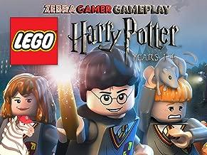 Clip: Lego Harry Potter Years 1 - 4 Gameplay - Zebra Gamer