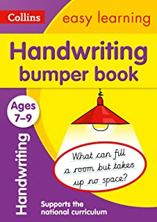 Handwriting Bumper Book Ages 7-9: Ideal for Home Learning