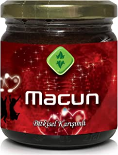 Sponsored Ad - 240gr Aphrodisiac Ginseng Honey HERB Paste MACUN 100% Natural Product efficient