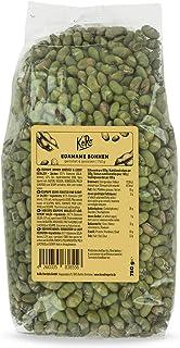 KoRo - Edamame bonen geroosterd & gezouten 750 g - Knapperige snack voor tussendoor geroosterd zonder olie en zonder kunst...