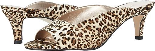Leopard Luster Textile