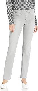 NYDJ Womens Marilyn Straight Leg Jeans Jeans