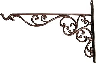 Esschert Design Cast Iron Basket Hanger