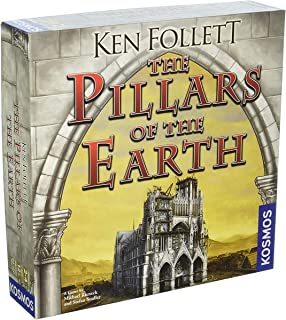 Thames & Kosmos Kingsbridge The Pillars of The Earth: The Game