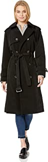 Women's Midi-Length Trench Coat