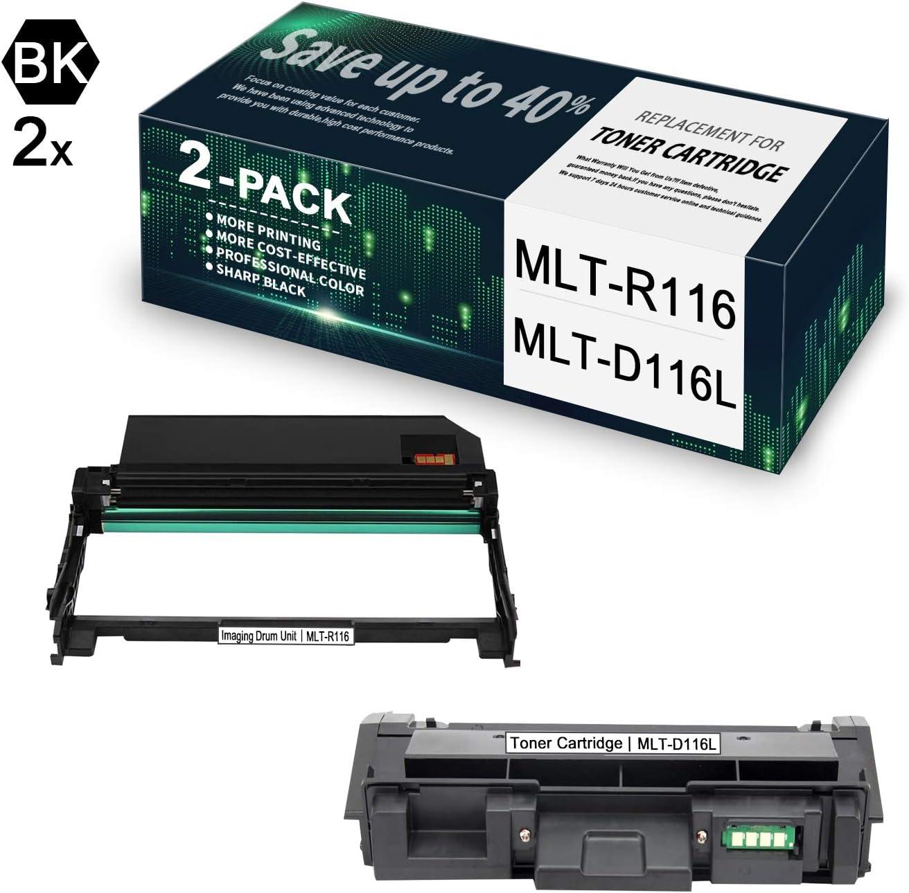 1-Pack MLT-R116 今だけ限定15%OFFクーポン発行中 お金を節約 Drum + Toner MLT-D116L Compatible