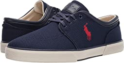Newport Navy Knitted Mesh