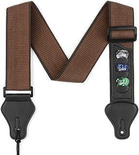 guitar strap pick holder