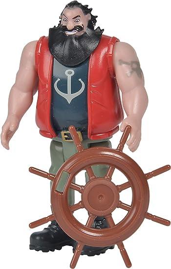 Die Nektons Piraten bewegliche Figuren Hammerahi Finn Betty Nereus Auswahl!