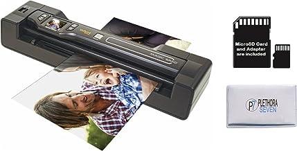 Vupoint ST470 Magic Wand Portable Scanner w/Auto-Feed Docking Station (Black) (Renewed)