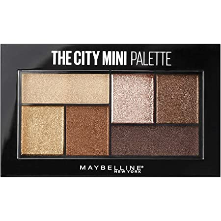 Maybelline The City Mini Palette, 400 Rooftop Bronzes (Pack of 2)