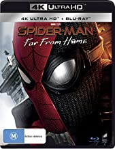 Spider-Man: Far From Home [2 Disc] (4K Ultra HD + Blu-ray)