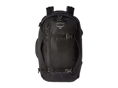 Osprey Porter 65 (Black) Luggage