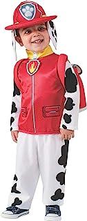 Rubie's Paw Patrol Marshall Child Costume, Small