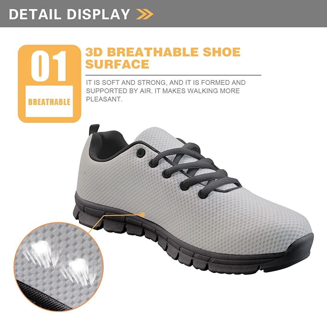 Owaheson Algeria Flag Unisex Adult Running Lightweight Breathable Casual Sports Shoes Fashion Sneakers Walking Shoes