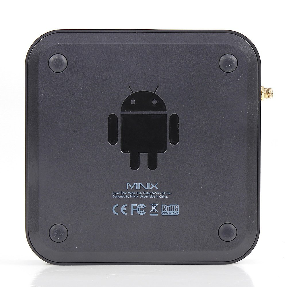 Develop MINIX NEO X8-H Plus (X8-H Plus) Amlogic S812 Quad Core ...