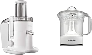 Kenwood Continuous Juicer - Je680, White Kenwood Citrus Juice Extractor - Je280, Off White