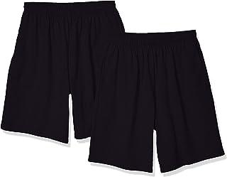 SOFFE Men's Classic Cotton Pocket Short Shorts