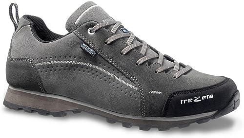 Trezeta chaussures FFaible WP de plein air Lifestyle gris pour plantes Anthracite