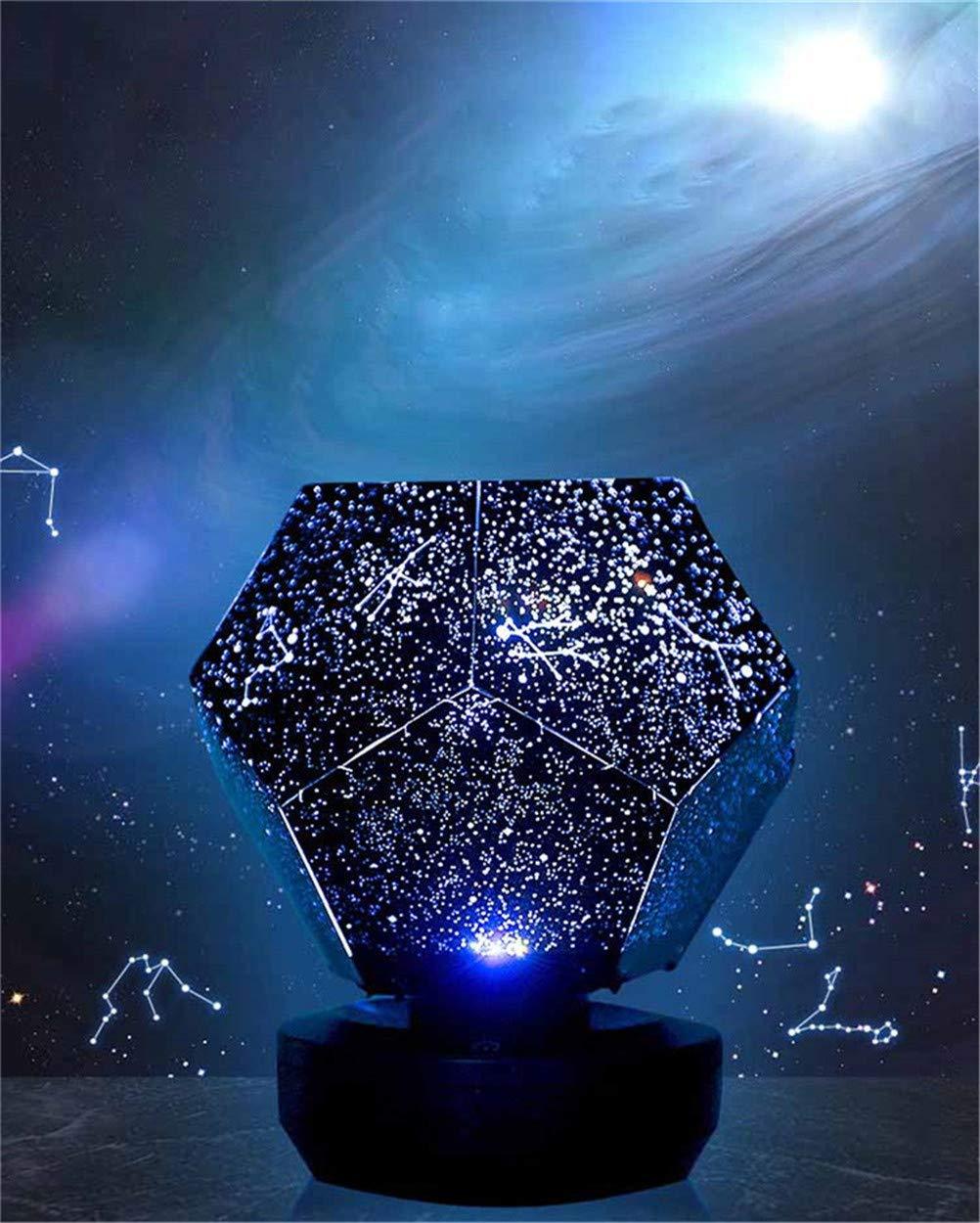 10 Piezas Luz de la Noche Estrellada, 60,000 estrellas Original ...