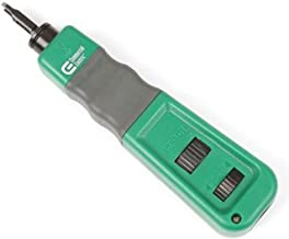 Commercial Electric Impact Punch Down Tool with 110 blade