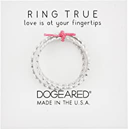 Dogeared - The Circle Thin Multi Circle Rings Set of 3