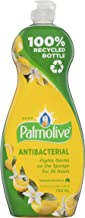 Palmolive Ultra Strength Antibacterial Dishwashing Liquid Concentrate with Lemon Extract Made in Australia 100% Recycled B...