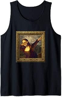 Mona Lisa Dabbing Tank Top