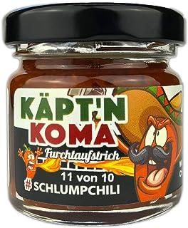 "Schlump-ChiliKÄPT""N KOMA Pasteultra scharfe Chili Pastemit Carolina Reaper Chilis und Ingwer 1 x 35g"
