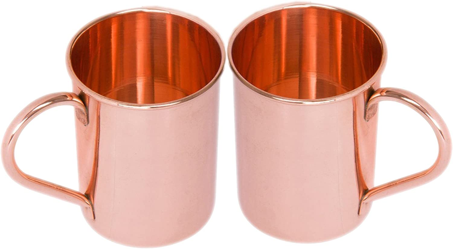 Classic Solid Copper Moscow Reservation Mule No Linin Sale price Mugs Pure