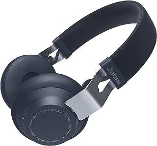 Jabra Move Style Edition 100-96300005-40 Wireless Bluetooth Stereo Headphones, Navy