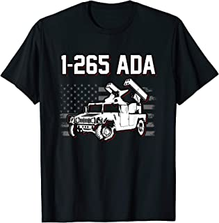 1-265 ADA 164th ADAB Air Defense Artillery Brigade T-Shirt