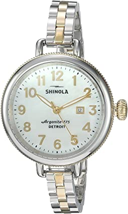 Shinola Detroit - The Birdy 34mm - 20077932
