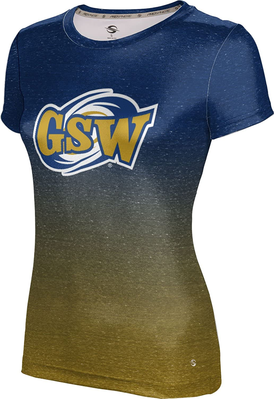 Georgia Southwestern State University Girls' Performance T-Shirt (Ombre)