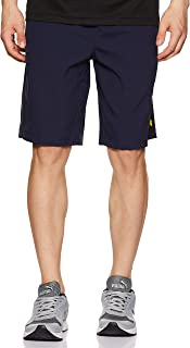 PUMA Men's TEC Sports Woven Logo Shorts