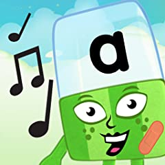 Meet the Alphablocks Bring each Alphablock to life and hear them sing their letter sound Alphablocks uses best-practice phonics as taught in UK schools. Every Alphablock is designed to help your child remember their letters and letter sounds