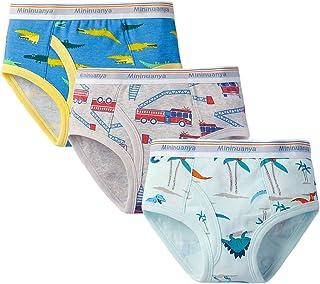 Con Dinosauro Slip Pantaloni Biancheria Intima 10 Confezione da 18 MESI MULTICOLOR 7 ANNI S