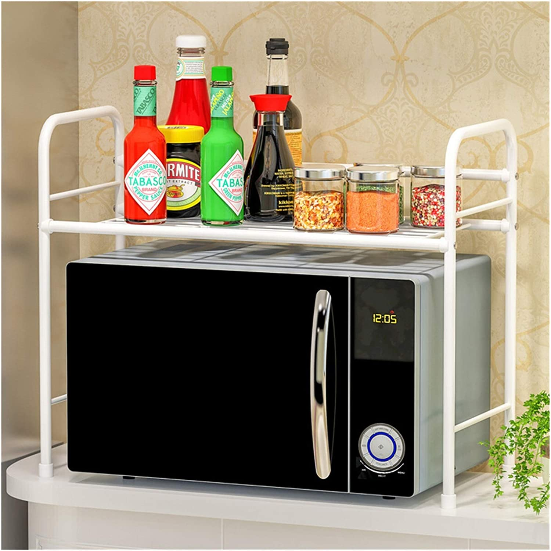 Luxury goods 1pcs Metal Multifunctional Microwave Oven Organ Phoenix Mall Shelf Spice Rack