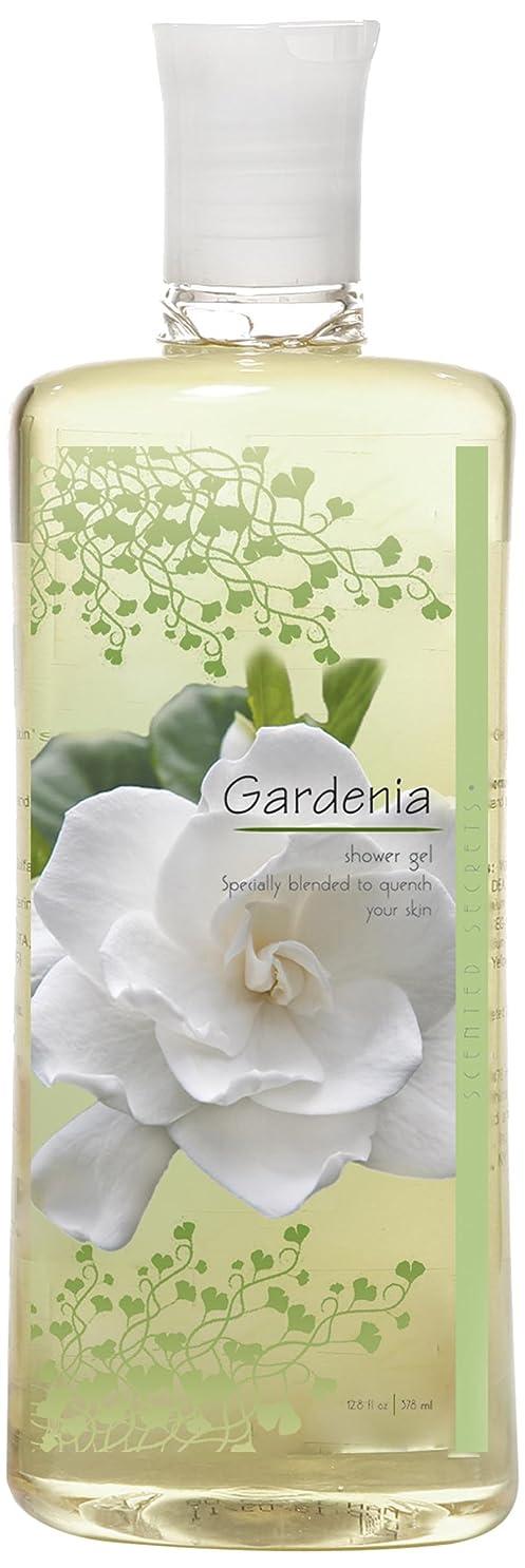 ドナウ川ハドルジョージエリオットScented Secrets Shower Gel, Gardenia, 12.8 Ounce by Scented Secrets