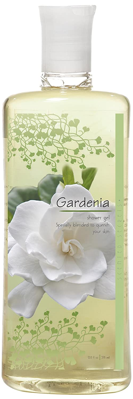 Scented Secrets Shower Gel, Gardenia, 12.8 Ounce by Scented Secrets