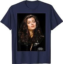 Ferris Bueller Sloane Peterson Black Photo Graphic T-Shirt