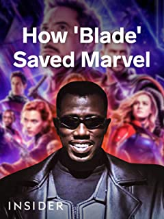 How 'Blade' Saved Marvel And Paved The Way For The MCU