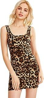 leopard dress mini