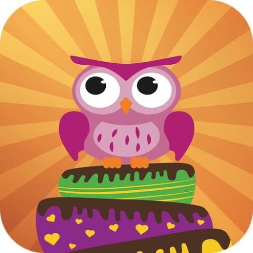 Balloon Owl Jump - Hoot Rescue