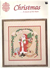 Christmas...A Season of the Heart Cross Stitch Book 84 (Designs by Gloria & Pat, Inc.)