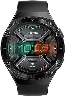 ساعة هواوي GT2e Hector-B19S ساعة ذكية اسود جرافيتي