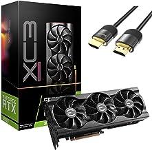EVGA NVIDIA GeForce RTX 3080 XC3 Ultra Gaming Graphics Card, 10GB GDDR6X, VR Ready, PCIe 4.0, iCX3 Cooling, ARGB LED, Meta...