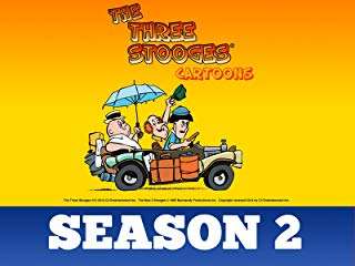 The New Three Stooges Cartoons Season 2
