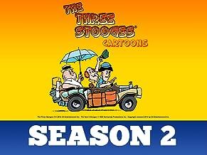 The New Three Stooges Cartoons Season 2