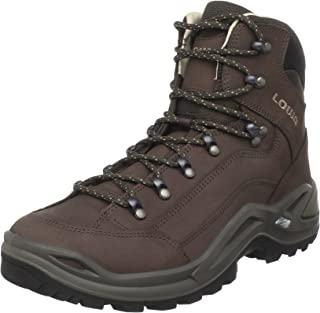 Lowa Men's Renegade II Leather-Lined Mid Hiking Boot